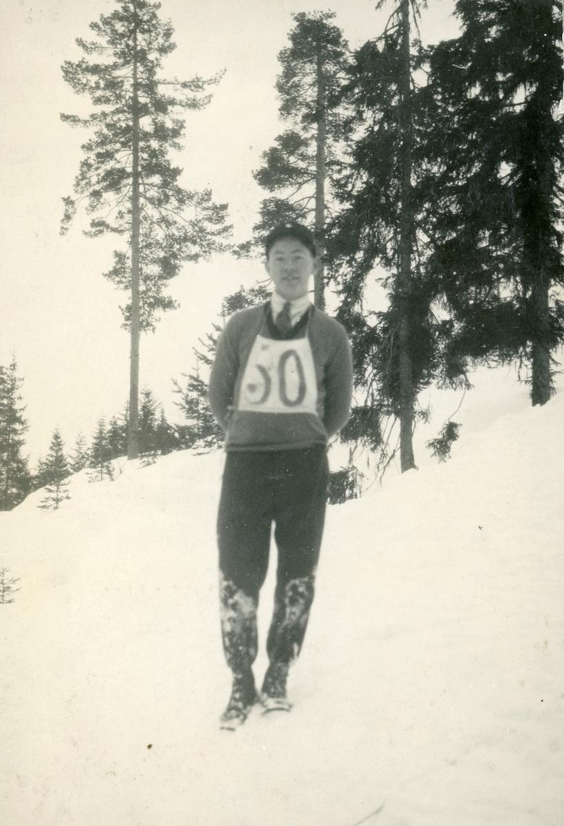 Kongsberg skier Ove Thorsdalen