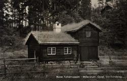 Postkort. Mjøenstuen, Opdal i Sør-Trøndelag. Sør-Trøndelagst