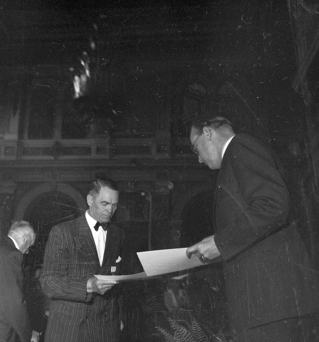 Gävle Stadsfullmäktige, medaljutdelning