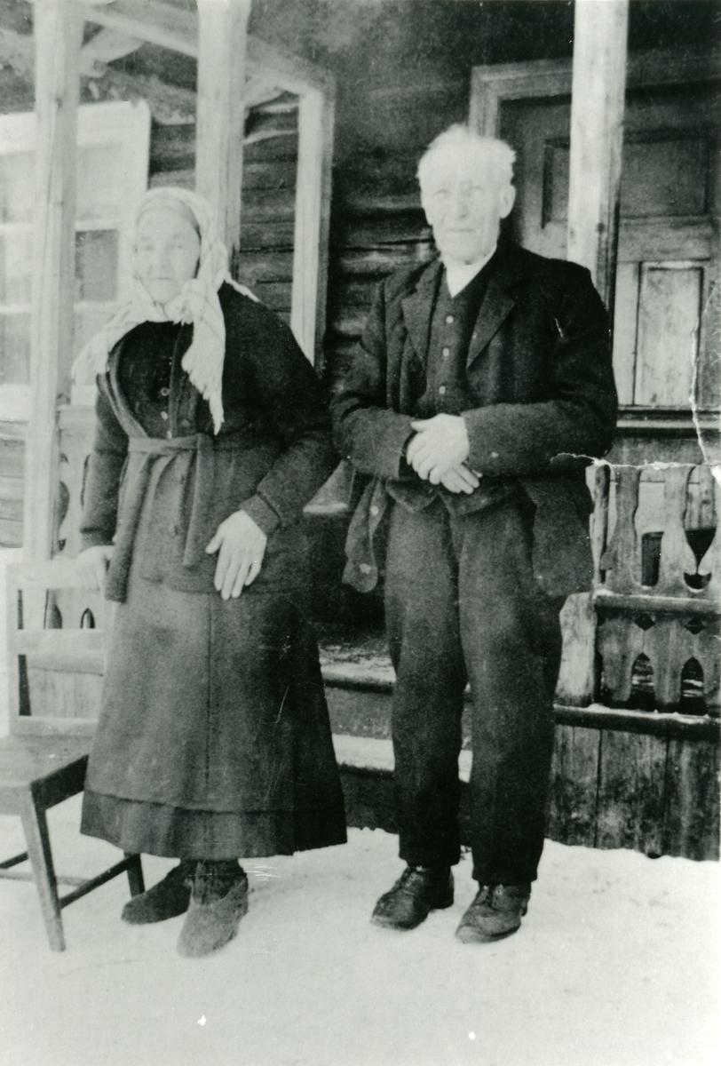 Ola og Sofie Trettebråten.