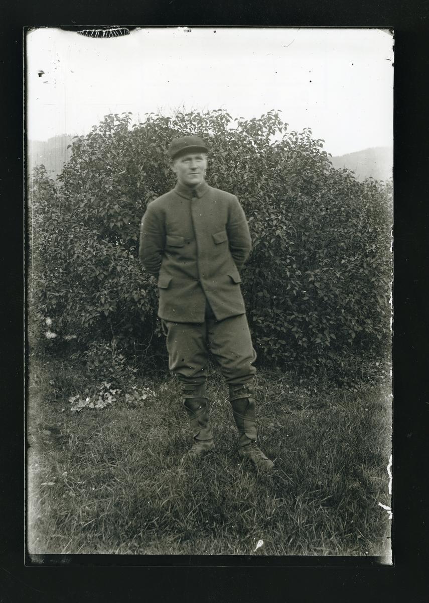Arne Øyhus.