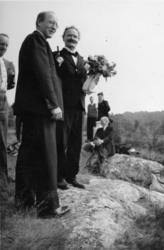"""""""Den historiske tur til Veøy 06.07.1937""""..""""De tradisjonelle"""
