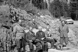 I 1957 møtte lederen for den driftstekniske avdelingen i Det