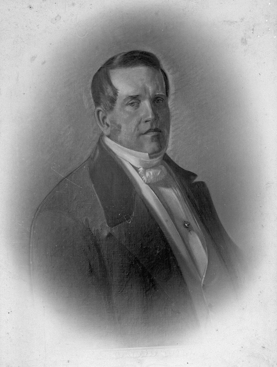 Per Erik Bosaeus, Borgmästare i Köping 1841-1852.
