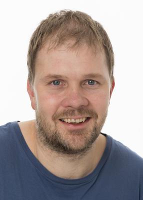 Portrett av fagkonsulent Stein Tore Andersen.