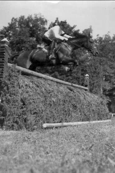 Strömsholmstävlingarna juni 1944.