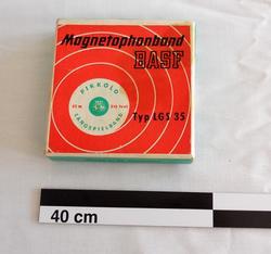 Lydbånd - Lyder Kvantoland