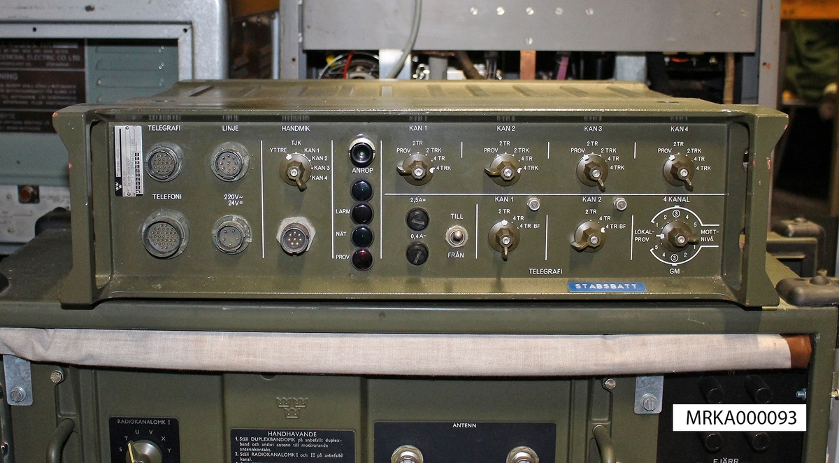 Ursprungsbeteckning: EB Typ ZFGR 30301