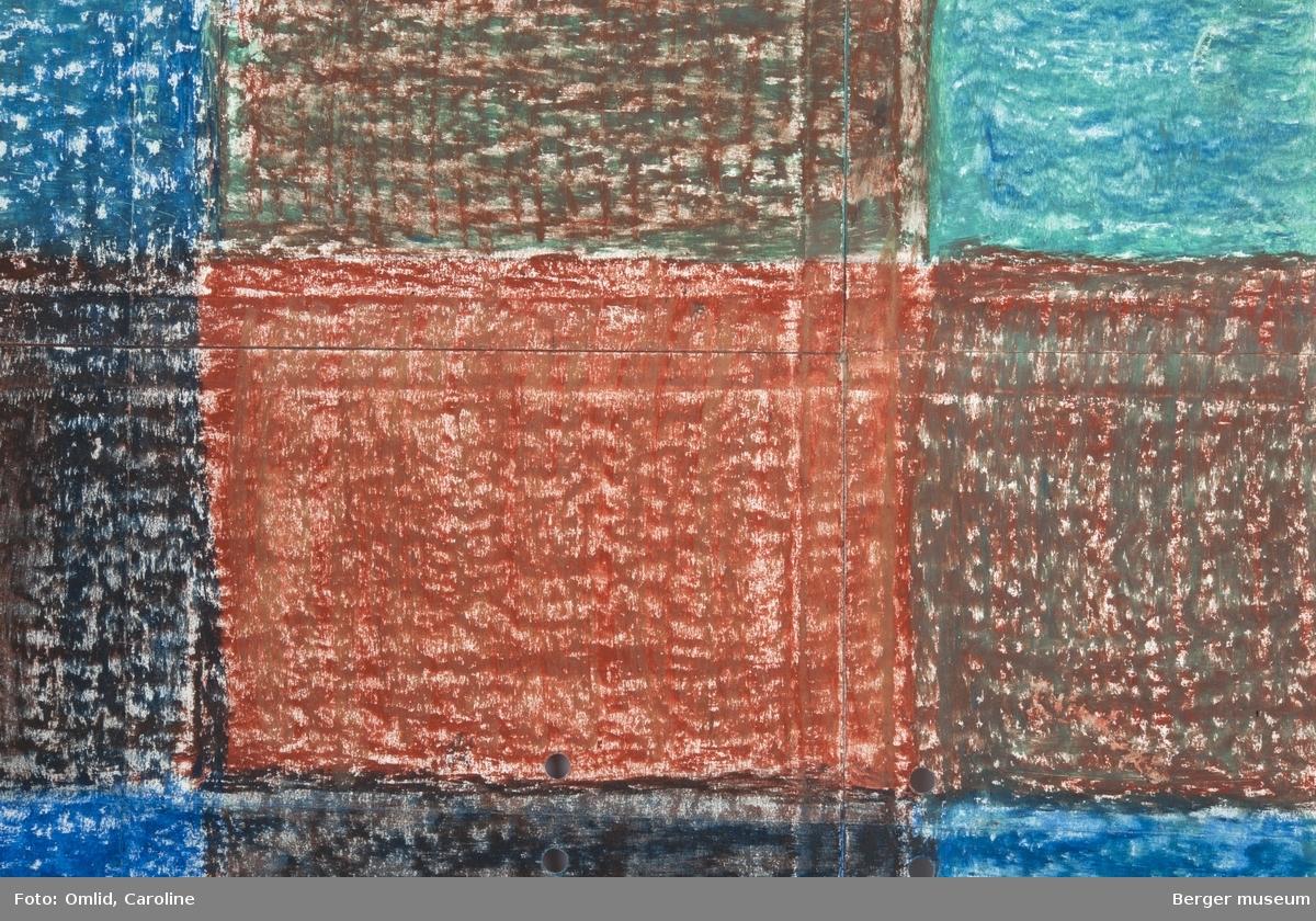 Ruter uten klare skillestreker i annen farge