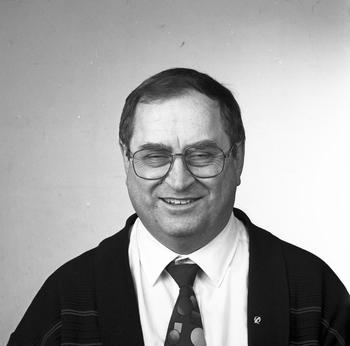 Lars Göran Östrand. 28 januari 1995