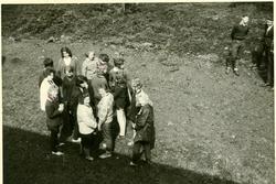 Framhaldsskolen 1960/61.