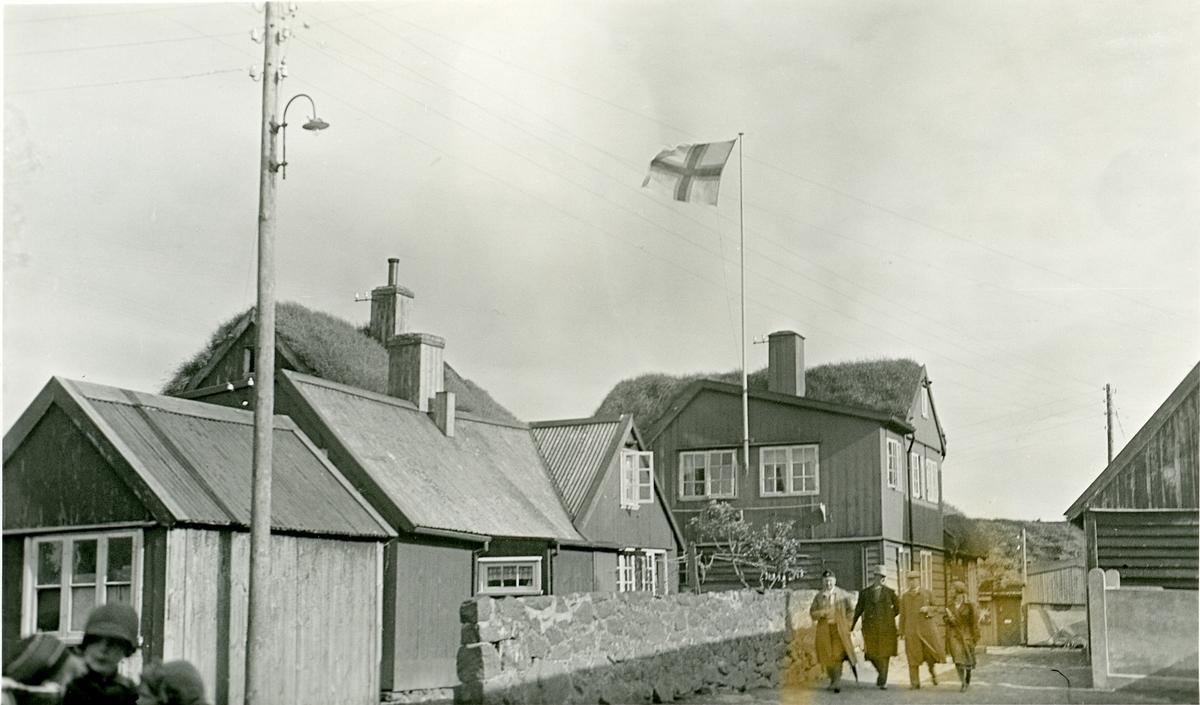 Torshavn, Færøyene.
