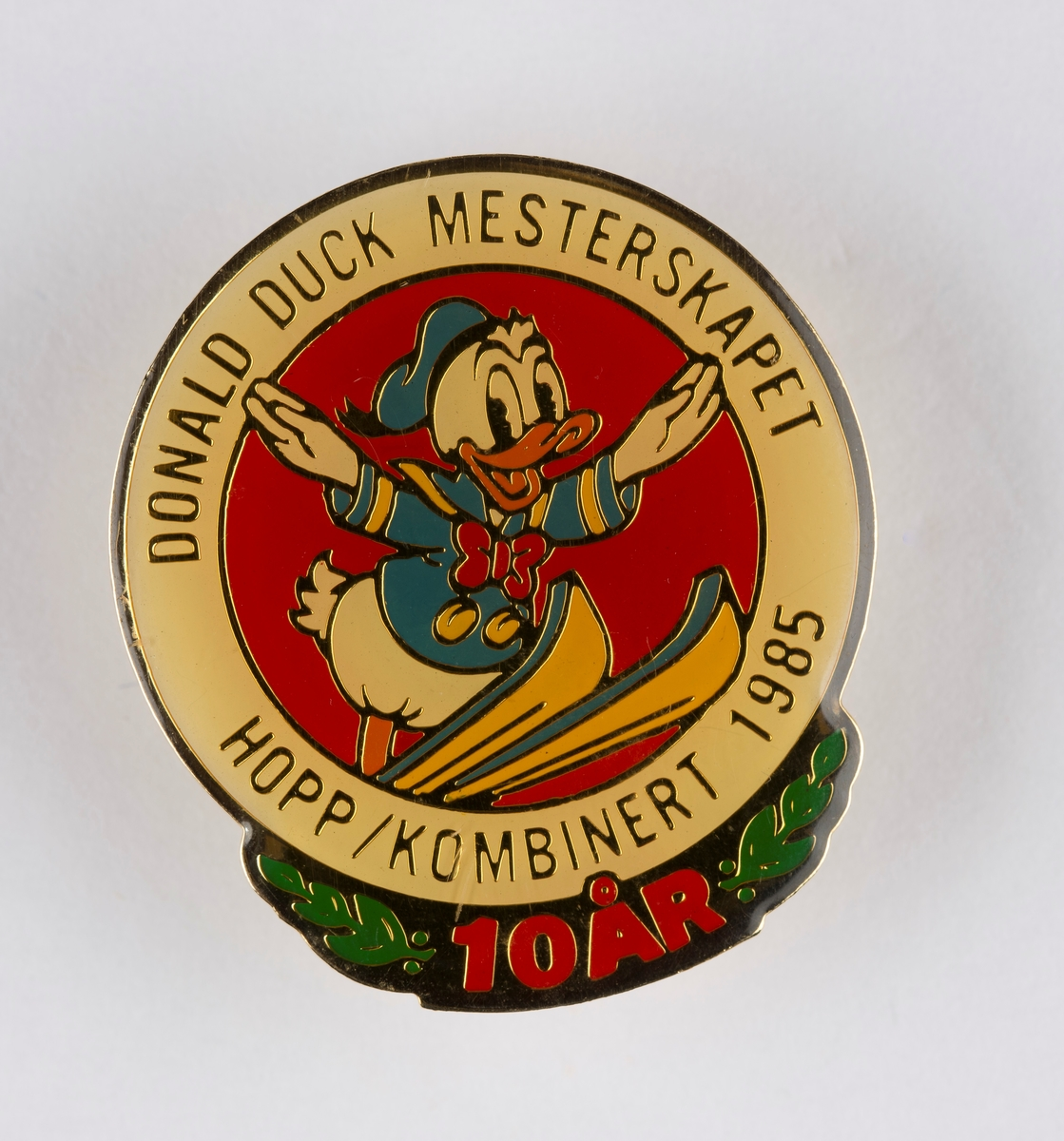 Merker, pins, souvenir