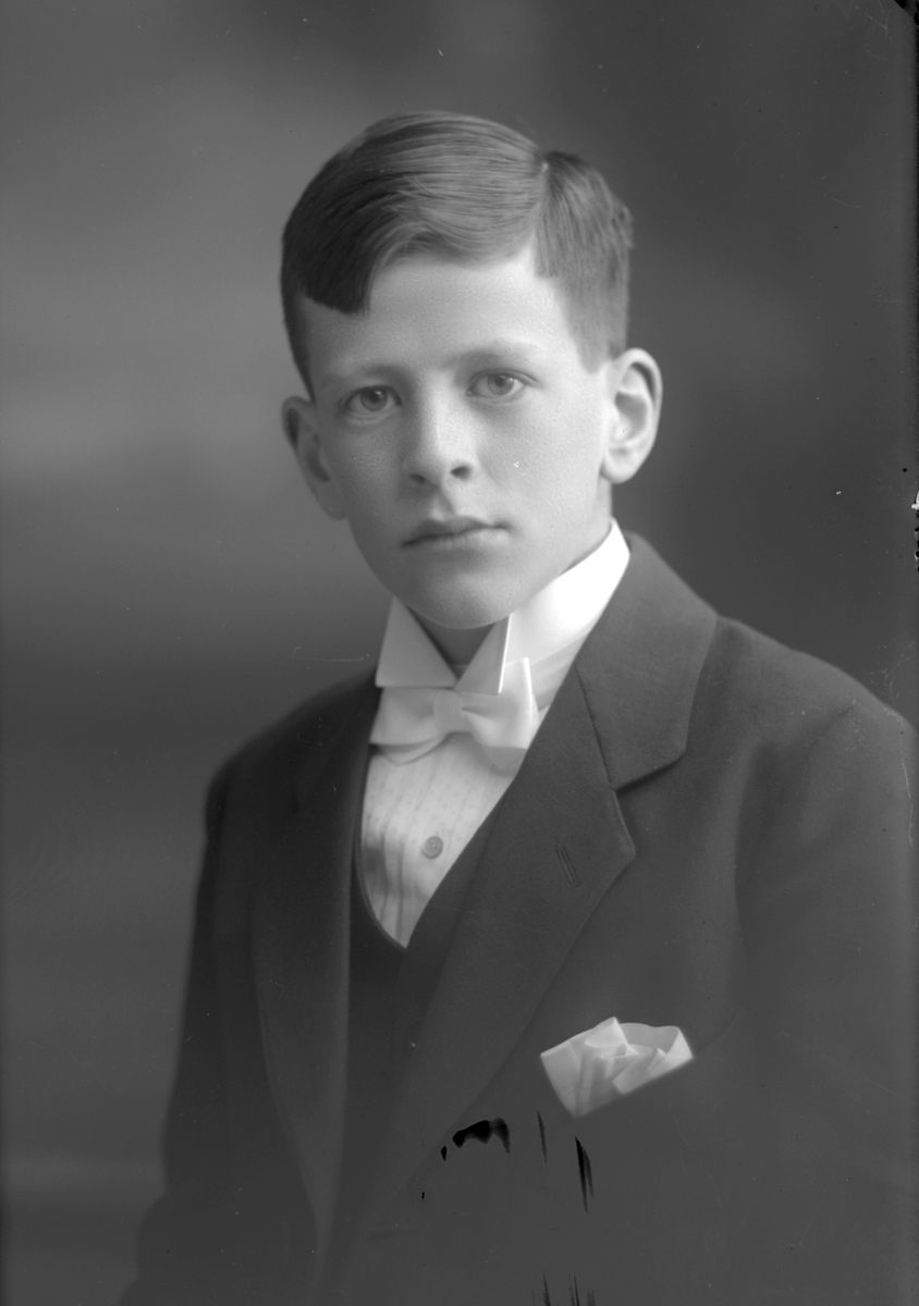 Waldemar Svensson, Norra Kansligatan 28, Gävle