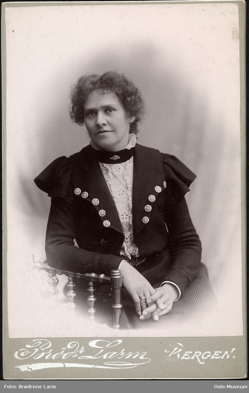 Prom, Ellen (1865 - 1925)