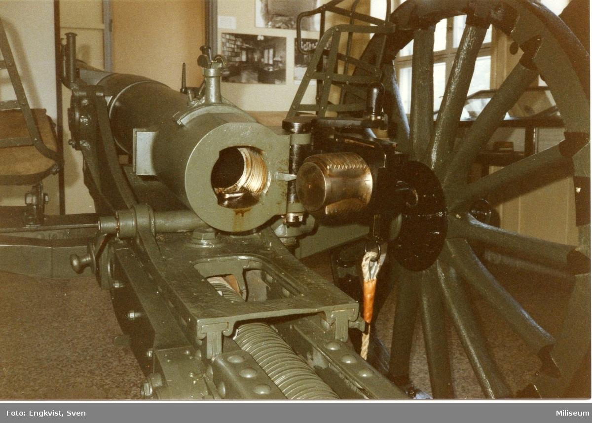 Artillerimuséet, finska. Kanon.