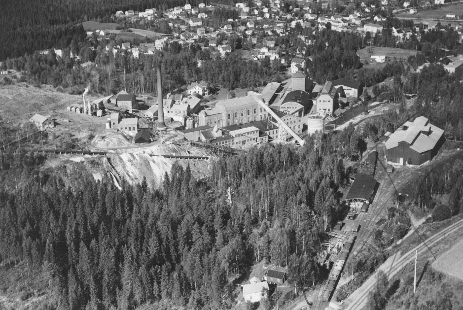 Widerøe: Vardal: Toten Cellulose