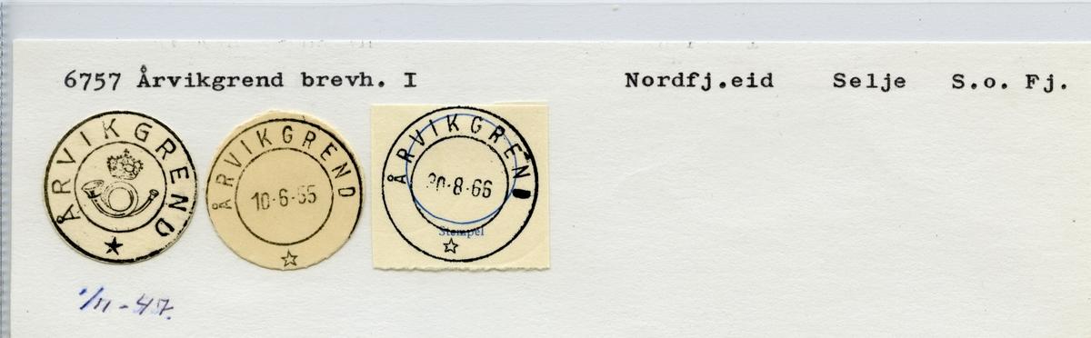 6757 Årvikgrend, Nordfjordeid, Selje, Sogn og Fjordane