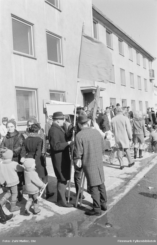 Vadsø, 17.mai 1970.