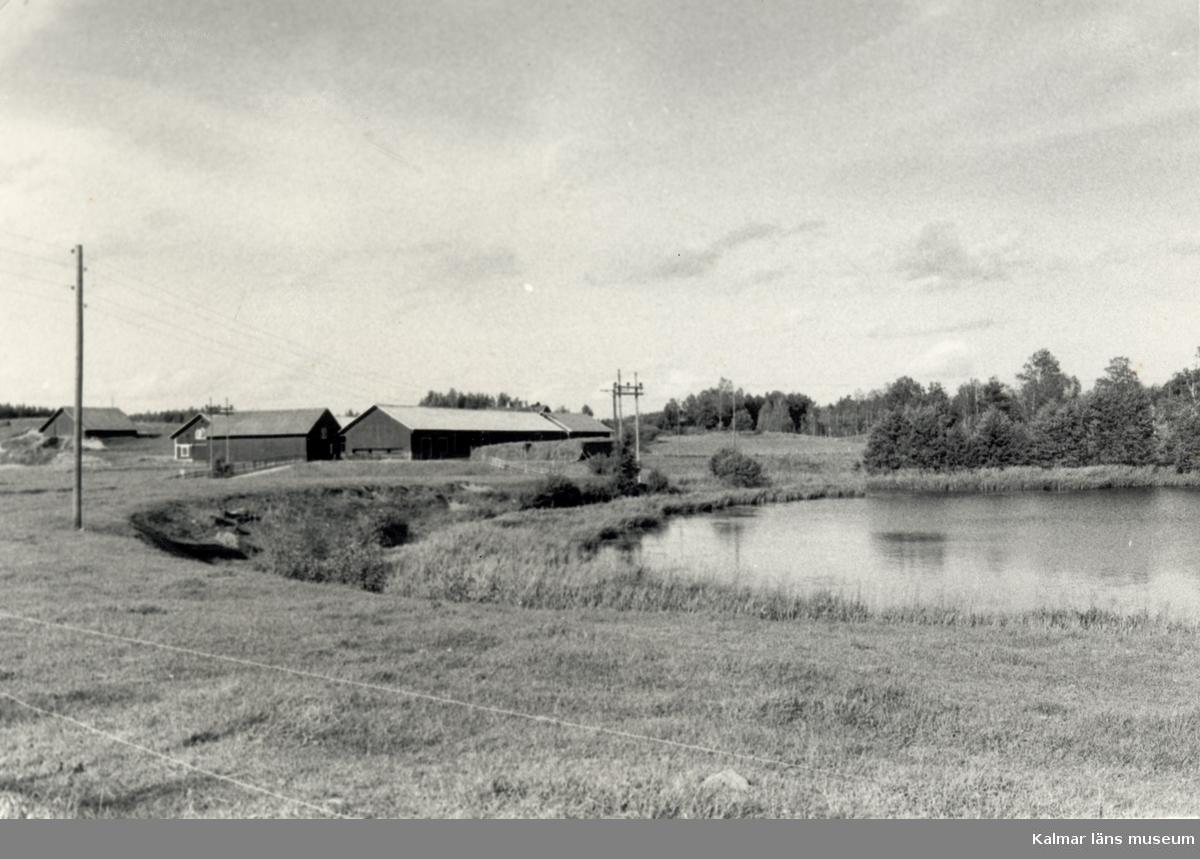 Vy från Forsaryd.  Foto: Johan von Reis