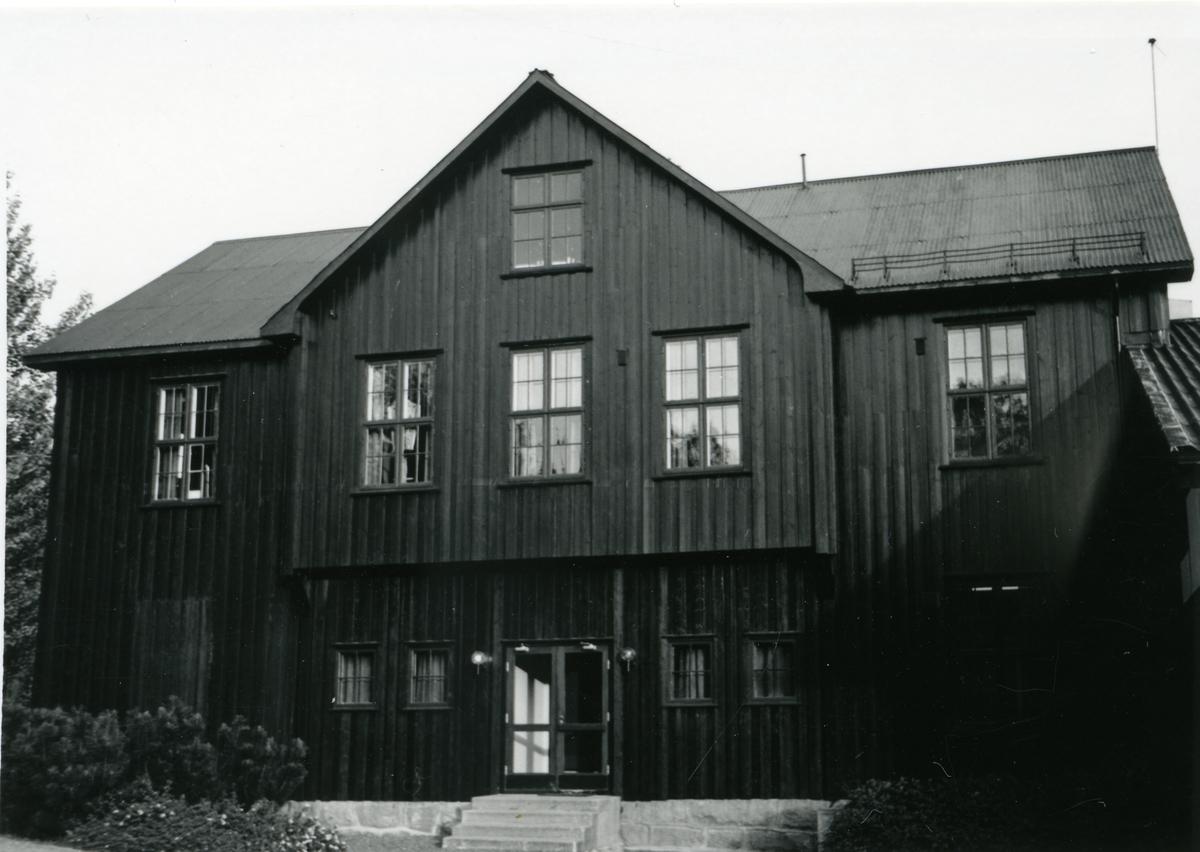 Ildjarnstad skole, Hedalen, Sør-Aurdal.
