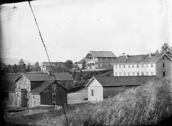 Grefsen sanatorium.