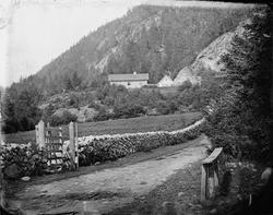 Den gamle veien til Grefsenkollen.