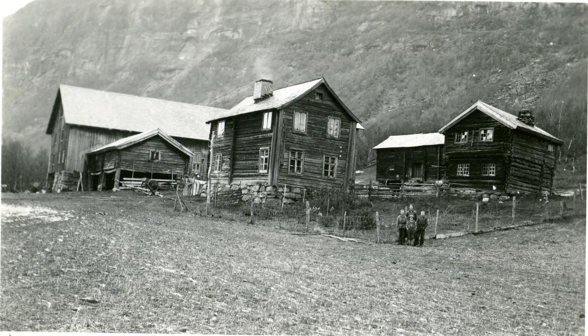 Lerol i Vang i Valdres.