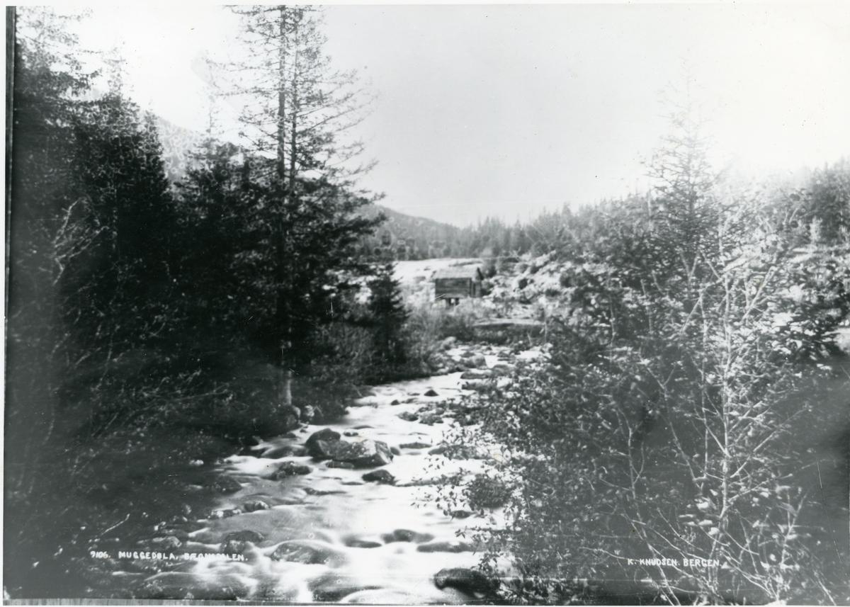 Muggedøla, Sør-Aurdal