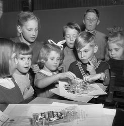 Radioprogram från Örebro. Mars 1956.