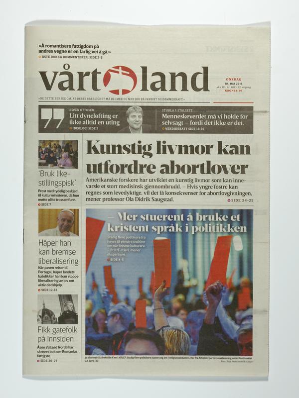 Vårt Land (Foto/Photo)