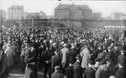 1. Mai 1924 på Dælenenga idrettsplass.