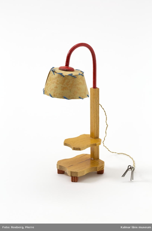 Lampa Kalmar läns museum DigitaltMuseum