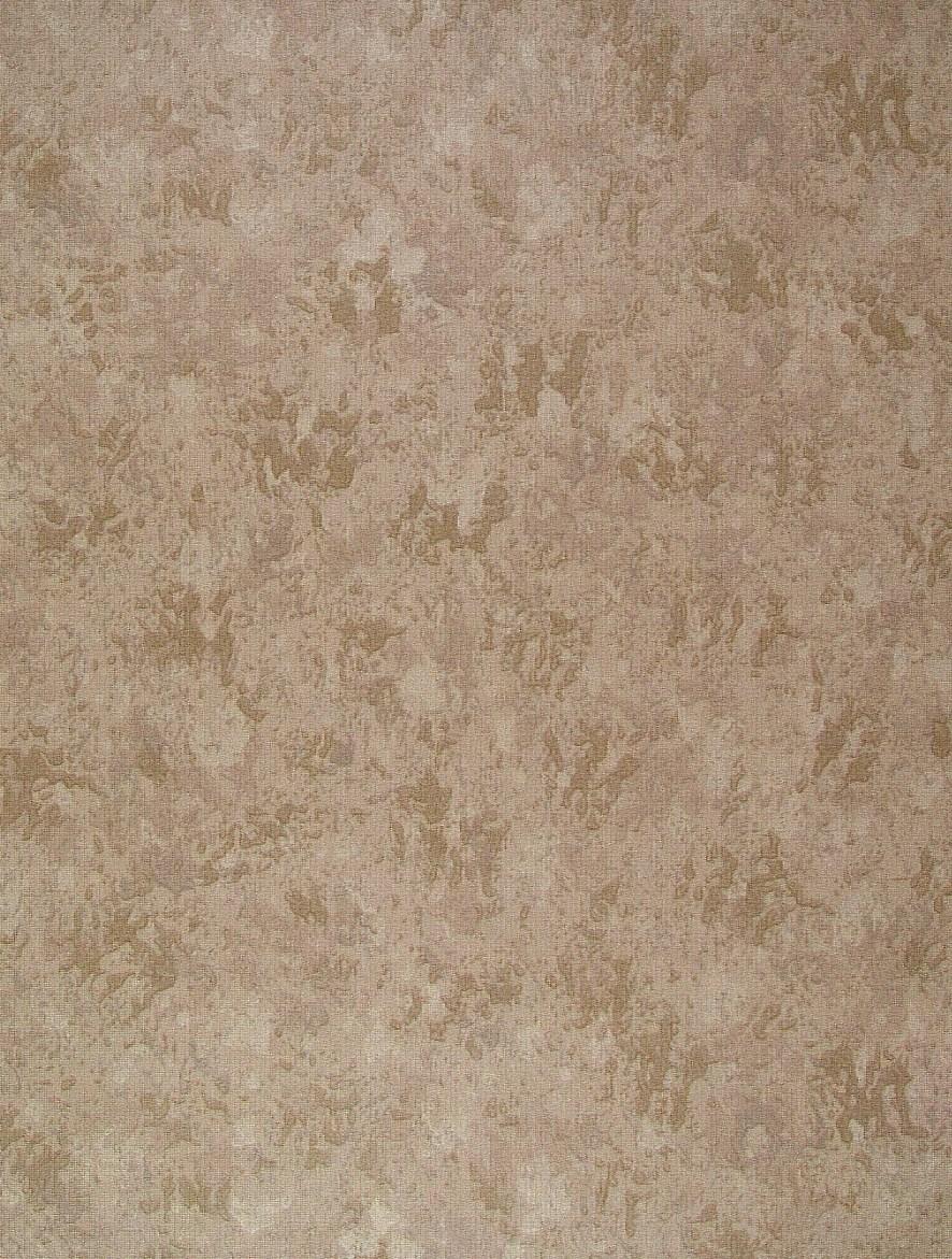 Ett strukturimiterande mönster i flera beige och ljusgrå nyanser över en ljusbeige bakgrund.  Tillägg historik: Tapet från gårdsmagasinet på Bråborgs kungsgård - Norrköping.