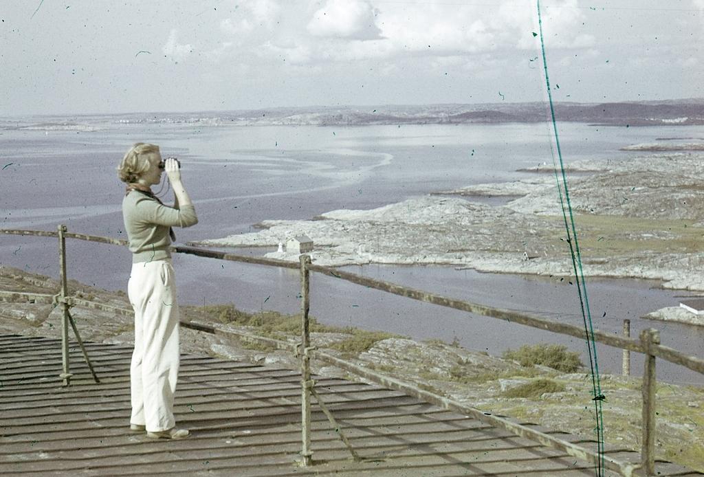 Utsikt från Marstrands fästning