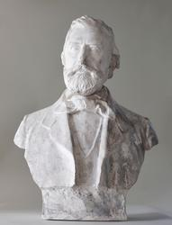 Adolph Tidemand (1814-1876) [Byste]