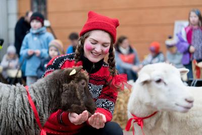 Julemarked på Bogstad Gård