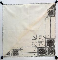 Tupphalskläden 1826 - 1850