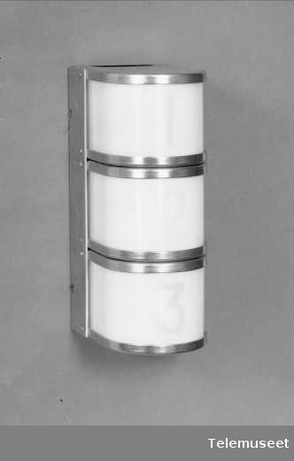 Lampearmatur, Elektrisk Bureau.