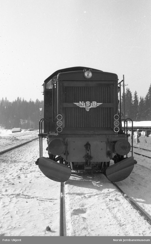 Diesellokomotiv Di 2 804