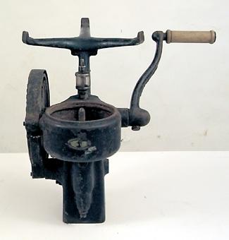 Se bilaga med faktura och kontrakt från 1918 Separatorn användes först på Törestorp och från 1925 på Bostället i Baljered. Gård med ca 25 kor.
