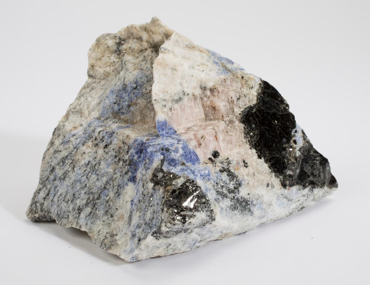 Smykkestein Blå