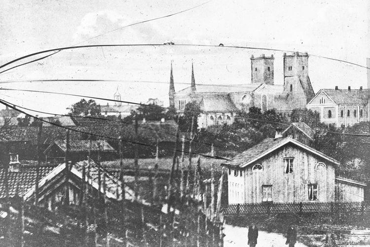 Sveriges äldsta stad - Skara, Västergötland