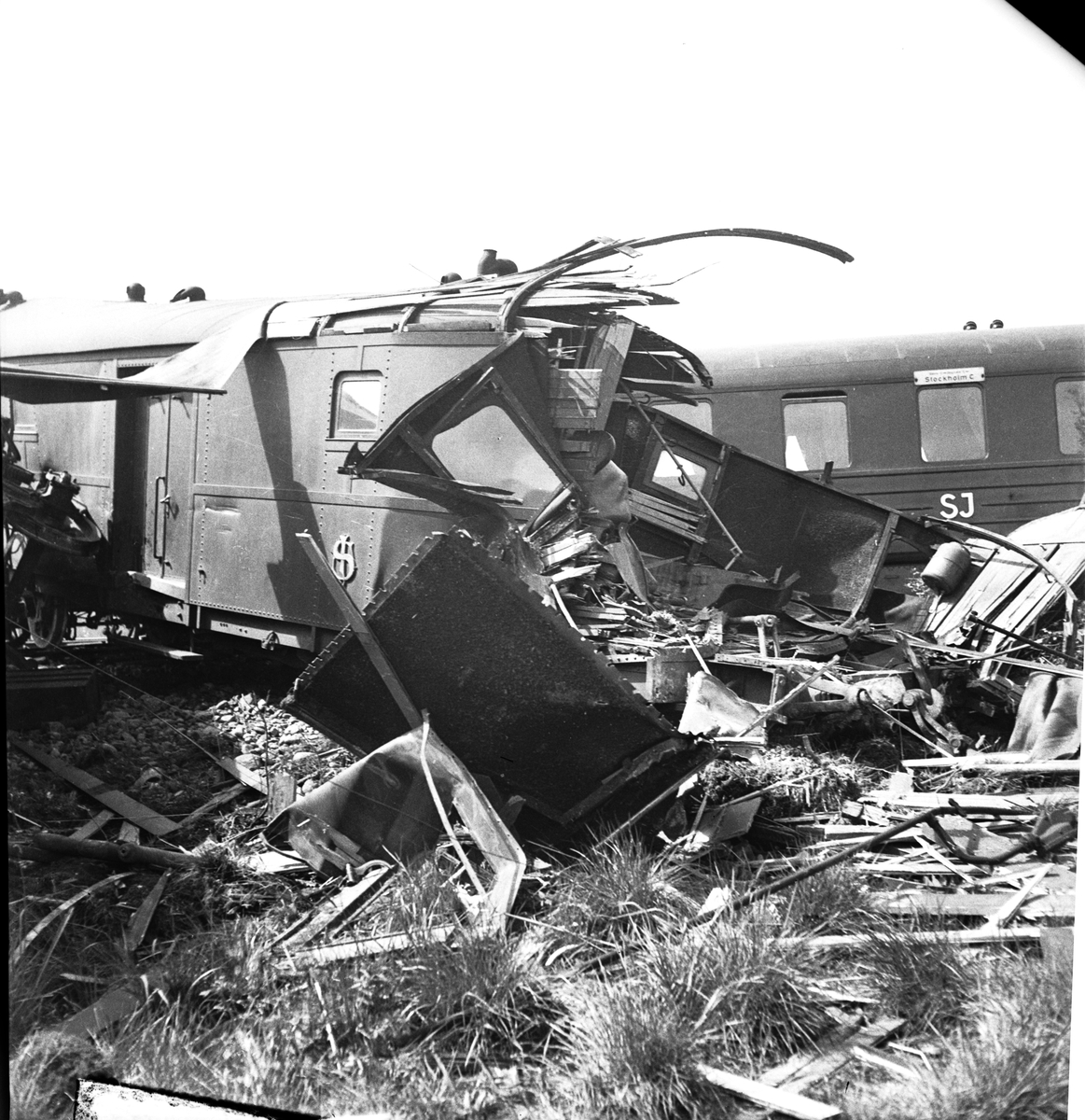 Oppala olyckan. 1942