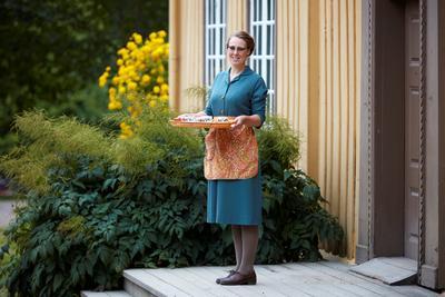 Møte med minner. Tilbud på Norsk Folkemuseum for personer med demens.