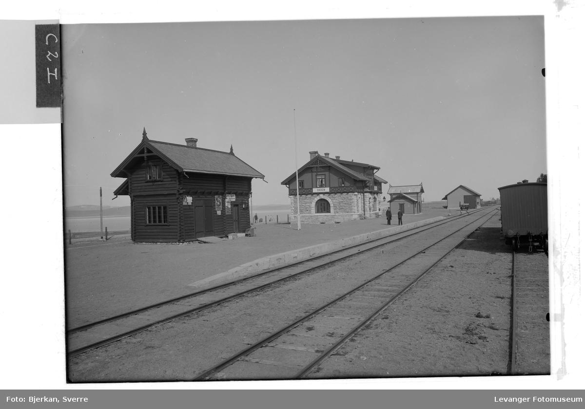 Skogn jernbanestasjon
