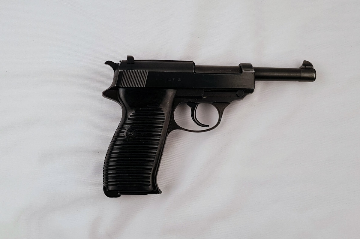 9 mm Walther P38