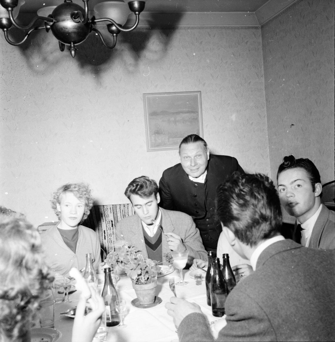 Gruvberget, Nalenbesöket, 1955