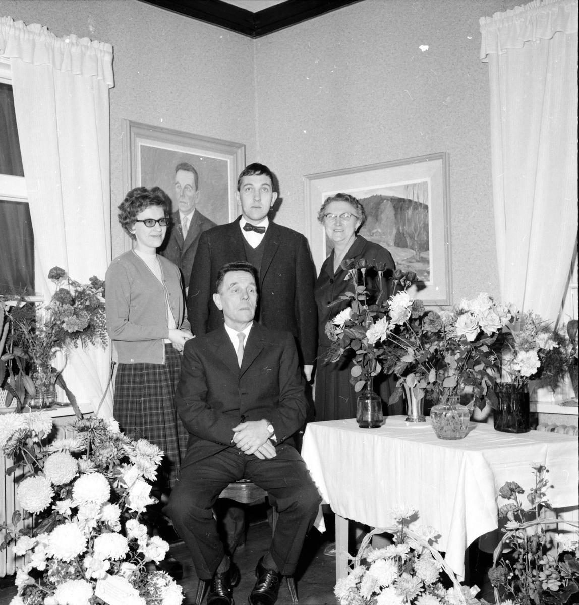 Svante i Söderala 60 år 1962, Göte Nyman,