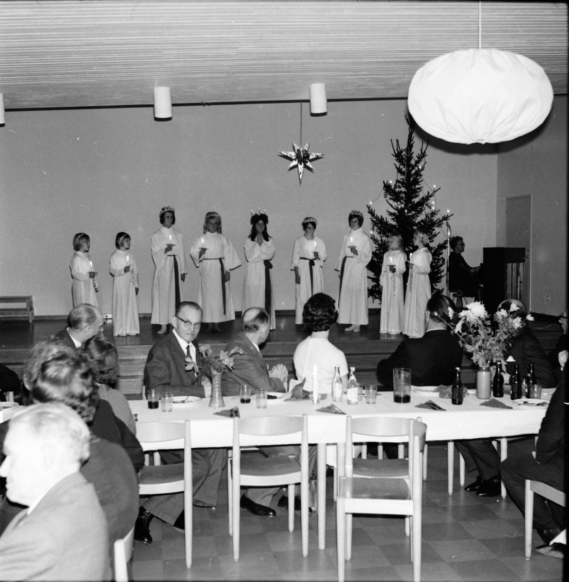 Arbrå, Fullmäktiges sista samtr.f. året, 15 December 1967